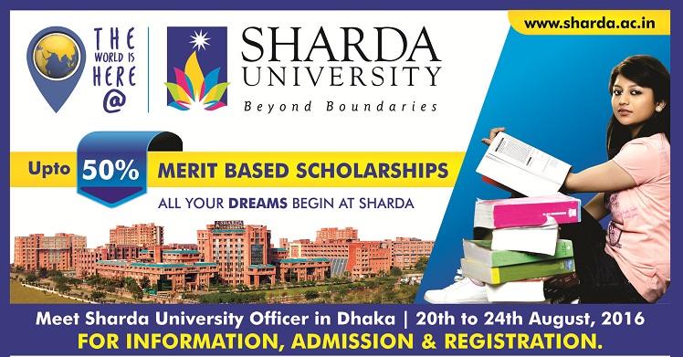 Sharda University Spot Admission