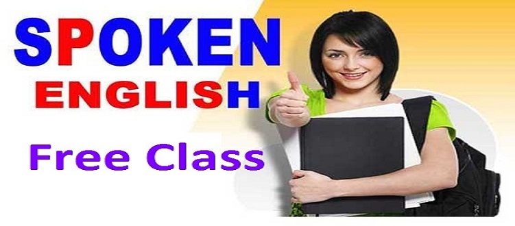 Spoken English Trial Class on October 24