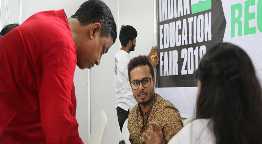 Indian Education Fair Chattogram 2019