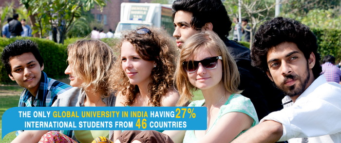 BDS admission in India at Sharda University