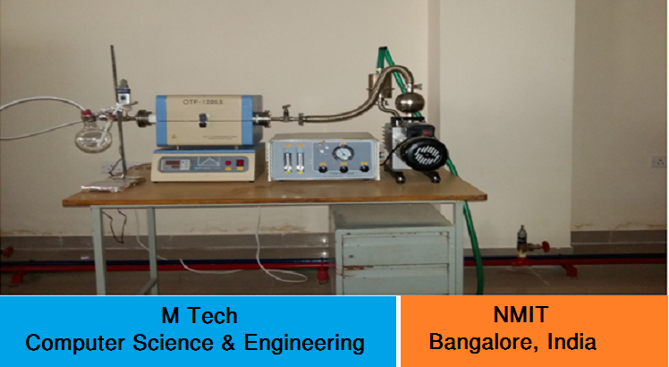 M Tech Computer Science and Engineering admission at NMIT Bangalore