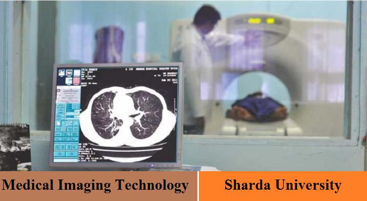 BSc Medical Imaging Technology at Sharda University