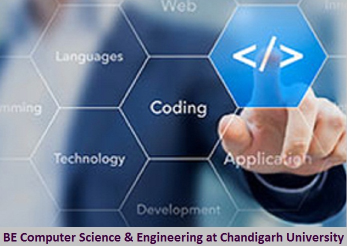 BE Computer Science & Engineering Admission at Chandigarh University