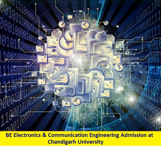 BE Electronics & Communication Engineering Admission at Chandigarh University