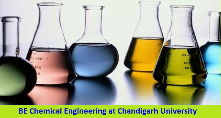 BE Chemical Engineering Admission at Chandigarh University