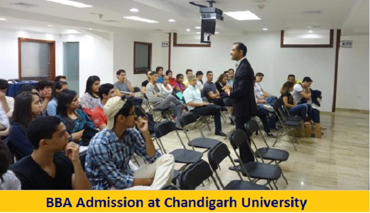 Bachelor of Business Administration Admission at Chandigarh University