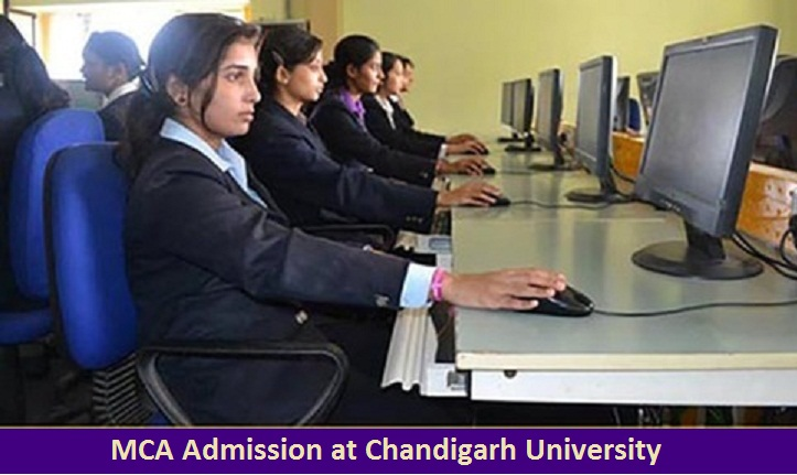 Master of Computer Applications Admission at Chandigarh University