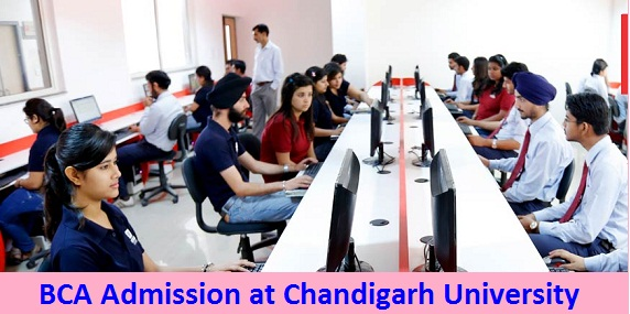 Bachelor of Computer Applications Admission at Chandigarh University