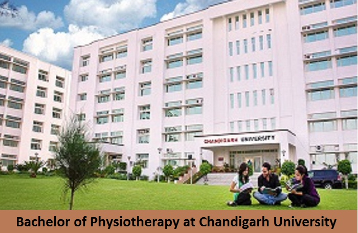 Bachelor of Physiotherapy Admission at Chandigarh University