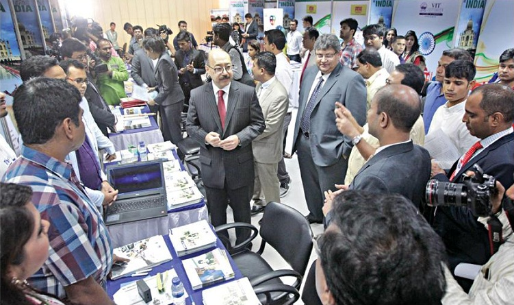 Third Indian Education Fair inaugurated in Dhaka