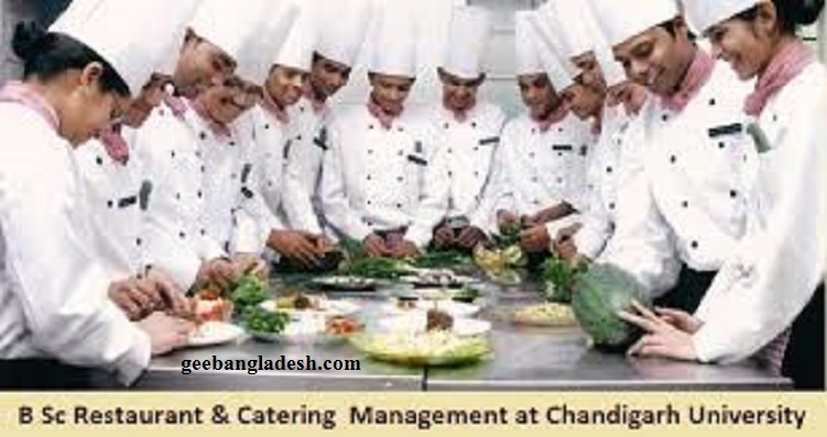 BSc In Restaurant and Catering Management at Chandigarh University
