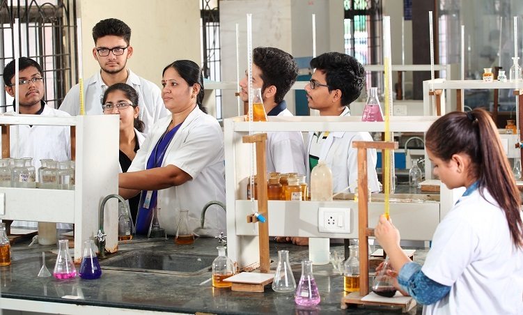 Bachelor of Pharmacy Admission at SRM University