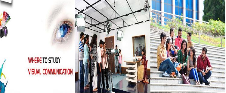 B.Sc Visual Communication Admission with Scholarship at SRM University
