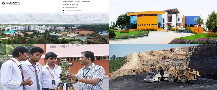 Mining Engineering Admission at Acharya Institutes