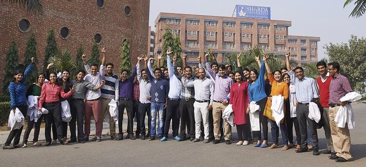 Sharda University, India