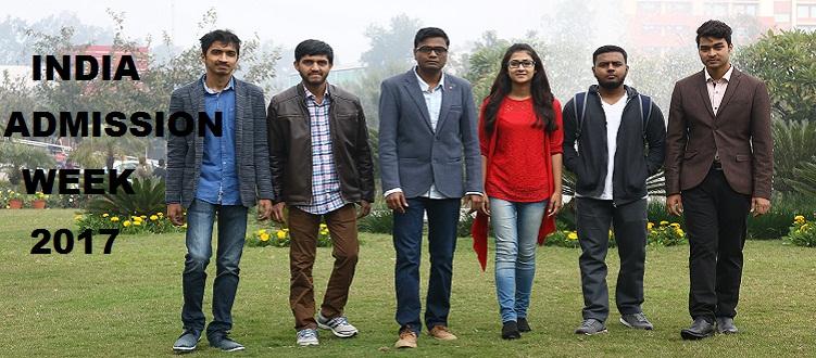 India Admission Week 2017, Dhaka