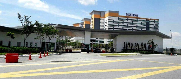 Medical Admission at MAHSA University-Malaysia