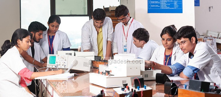 Electronics and Instrumentation Engineering Admission at SRM University
