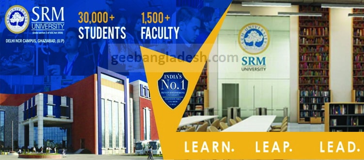 Enhance Knowledge through SRM University