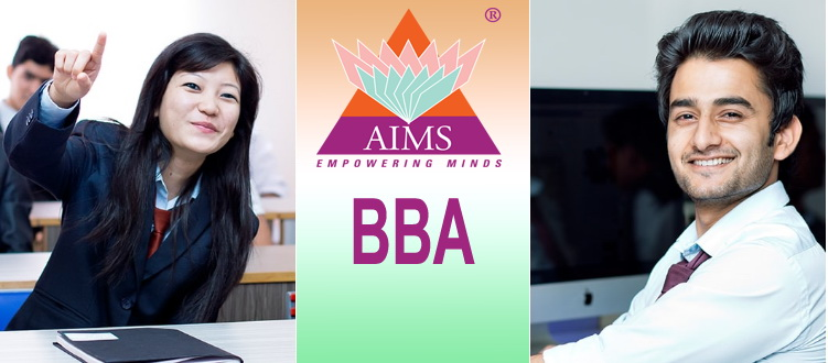 BBA Admission at AIMS Institutes-Bangalore