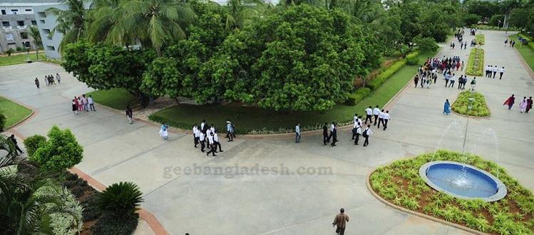 Sree Vidyanikethan destination of future engineers