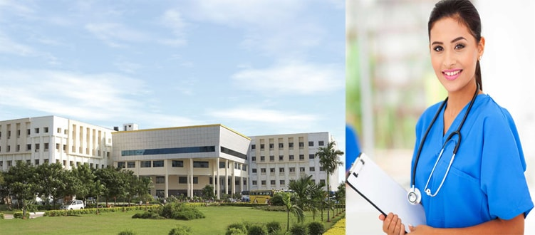 Achieve Nursing Degree Under SRM College of Nursing