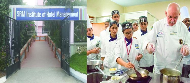 Hotel Management Scholarship at SRMIST