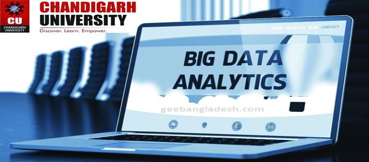 Big Data Analytics Admission at Chandigarh University