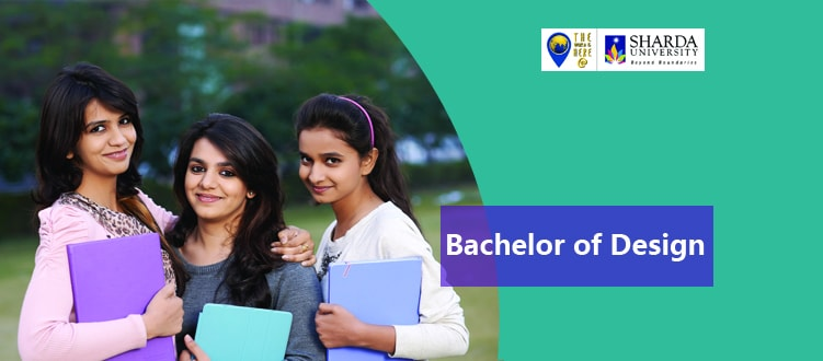 Design your career through Sharda University