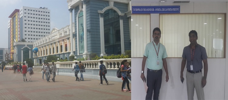 Meet SRM Officer for 50 Percent Scholarship