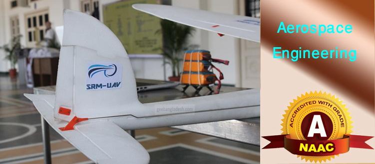Aerospace Engineering Scholarship at SRM
