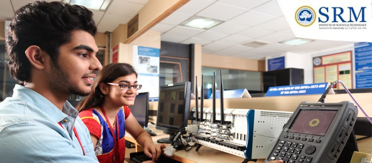 Telecommunication Engineering Admission at SRM