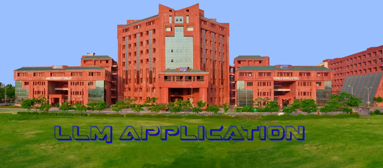 LLM at Sharda University with 50 percent Scholarship