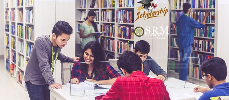 Admission in SRM University with Maximum Scholarship