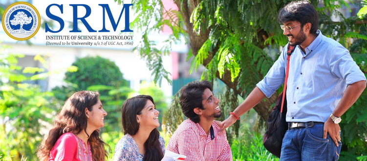 MA, M Sc, M Com, M Phil and PhD programs at SRM