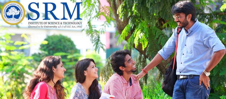 MA, M Sc, M Com, M Phil and PhD programs at SRM