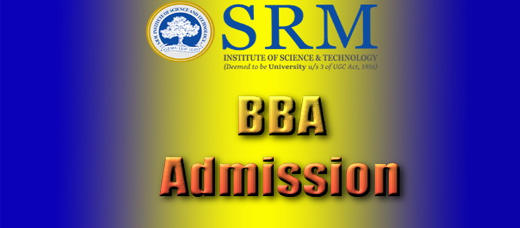 BBA Scholarship at SRM