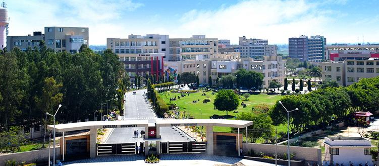 Chitkara University admission 2018