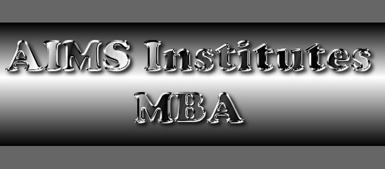 MBA at AIMS Institutes