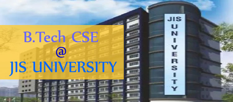 Pursuing Engineering Degree  from JIS University