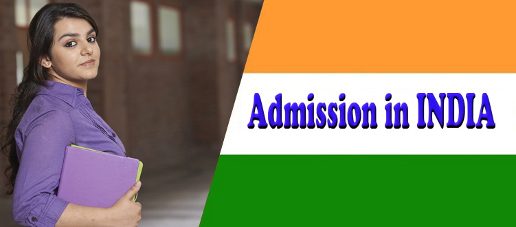 Admission in India ends for 2018