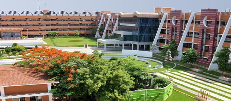 Vel Tech University-70 percent engineering scholarship