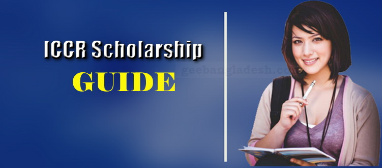 ICCR Scholarship Application Guide
