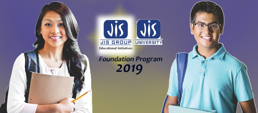 JIS Foundation Program 2019 | Study in Kolkata