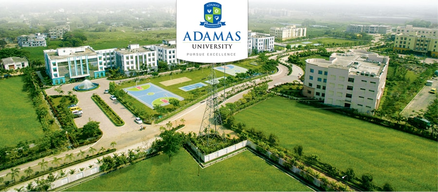 Admission in Kolkata at Adamas University