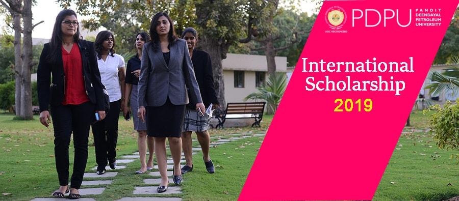 PDPU Scholarships to Study in India