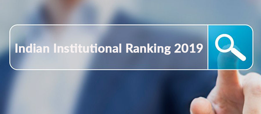 Indian Top 100 Institutional Rankings 2019 by NIRF-MHRD