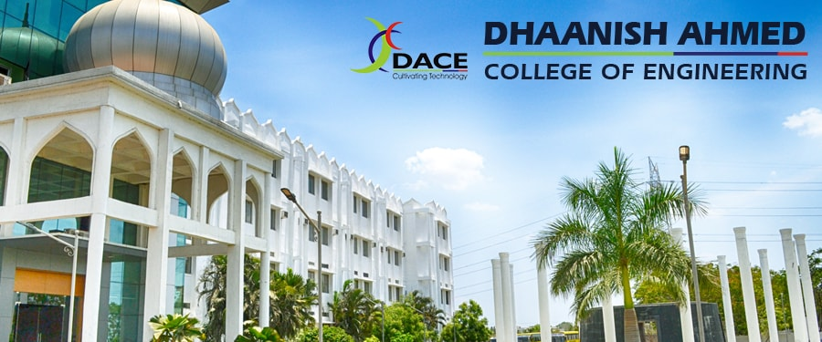 Course, Fees and Scholarship of Dhaanish Ahmed College of Engineering to Study in India