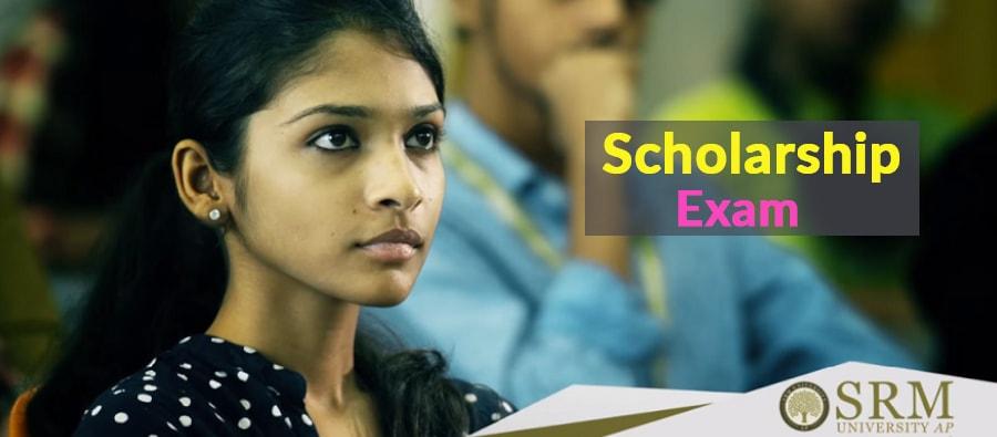 SRM University Scholarship Test in Bangladesh on June 14
