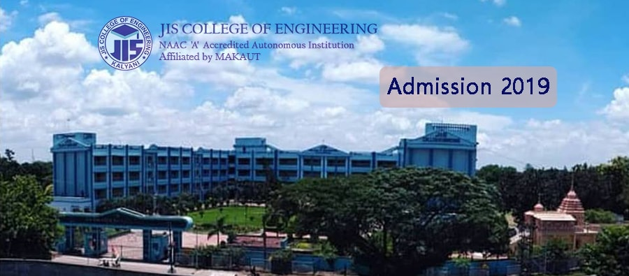 Courses, Fees and Scholarships at JIS College of Engineering, Kalyani